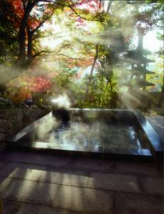 湯田温泉 山水園